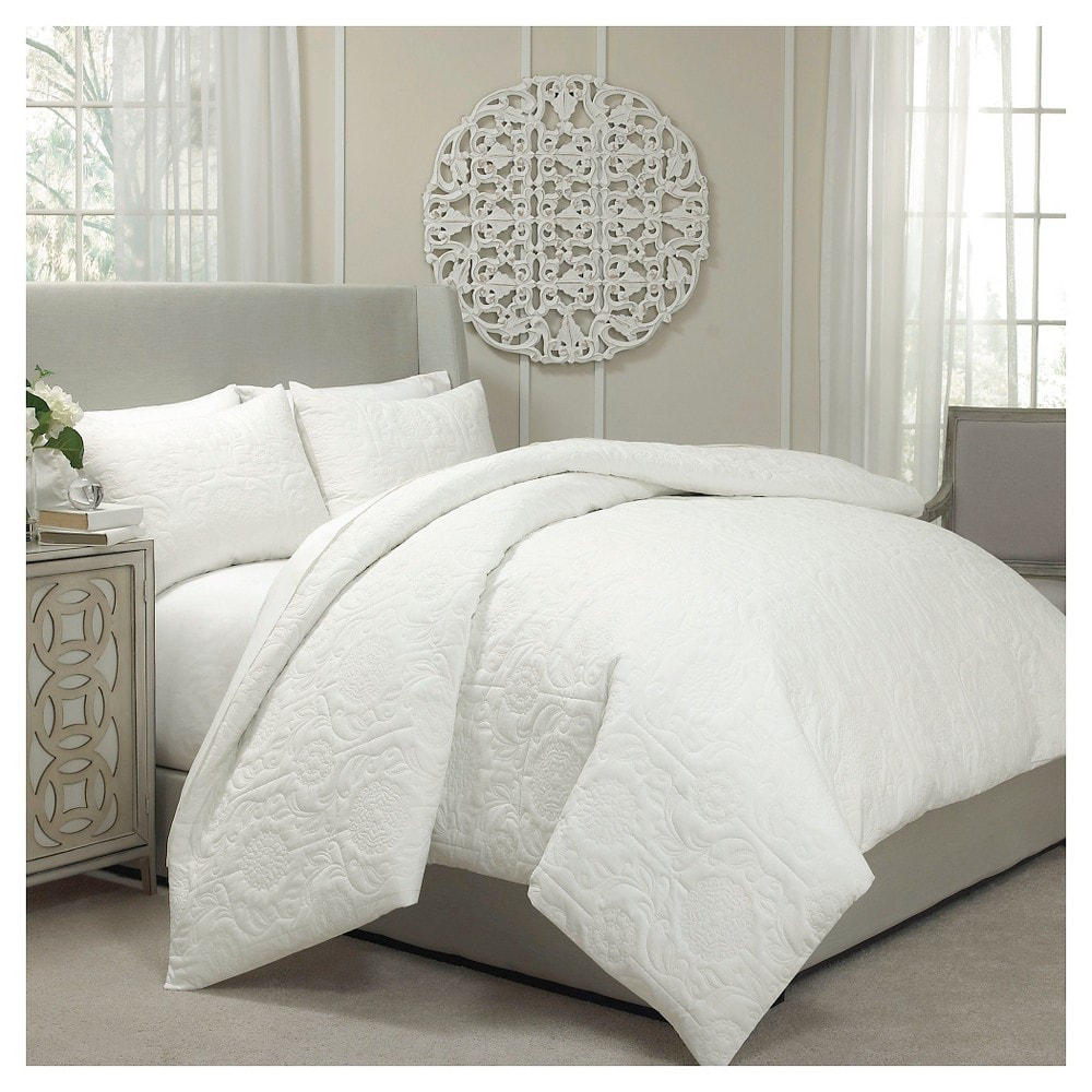 Vue barcelona quilted coverlet
