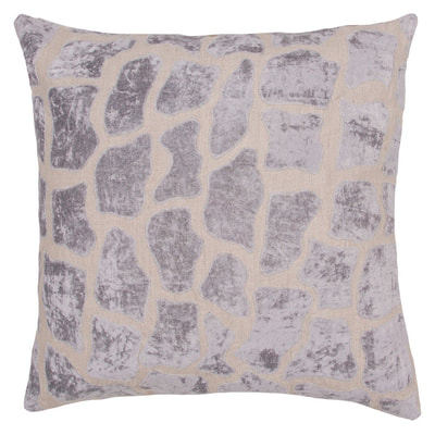 Jaipur by Jennifer Adams throw pillow